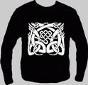 Мужской свитер - Кельтские орнаменты ЖИВОТНЫЕ 2
