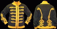 Мужской свитер - в стиле мундира войск Конфедерации