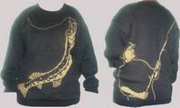 Мужской свитер - РЫБАК 2
