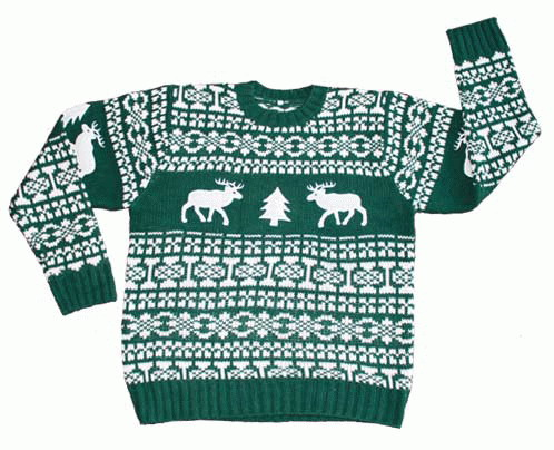 мужской свитер с оленями - Сообщество Петербургских - Diary. свитер с ол.
